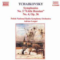 Tchaikovsky: Symphonies Nos. 2 and 4