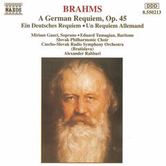 Brahms: German Requiem (A), Op. 45