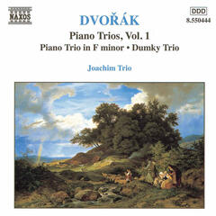 Dvorak: Piano Trio in F Minor / Piano Trio in E Minor, 'Dumky'