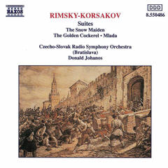 Rimsky-Korsakov: Snow Maiden / Golden Cockerel / Mlada
