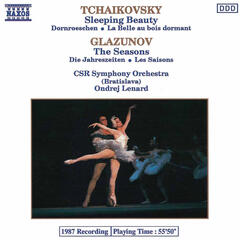 Tchaikovsky: Sleeping Beauty / Glazunov: The  Seasons