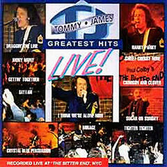 Tommy James Greatest Hits - Live