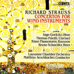 Richard Strauss/ Concertos For Wind Instruments