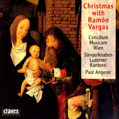 Christmas with Ramón Vargas (Live Recording, Lucerne, December 1995)