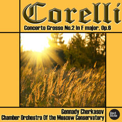 Corelli: Concerto Grosso No.2 in F major, Op.6