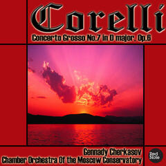 Corelli: Concerto Grosso No.7 in D major, Op.6