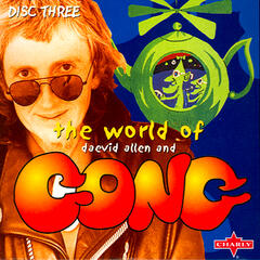 The World Of Daevid Allen and Gong - Disc Three