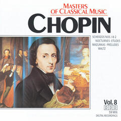 Masters Of Classical Music: Chopin