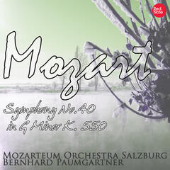 Mozart: Symphony No.40 in G Minor K. 550