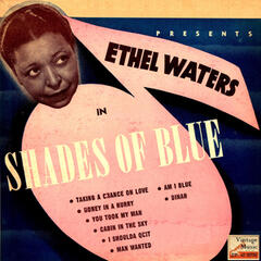 Vintage Vocal Jazz / Swing No. 81 - EP: Shades Of Blue