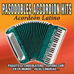 Pasodobles - Accordion Hits