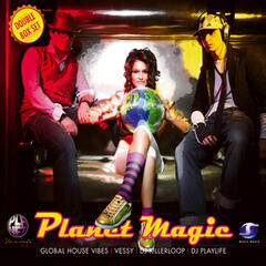 Planet Magic Live feat. Vessy