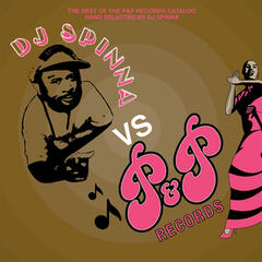 DJ Spinna vs. P&P Records: The Digital LP Edition
