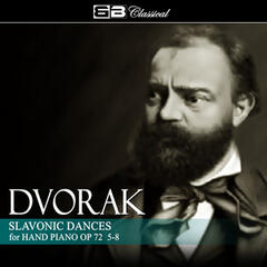 Dvorak: Slavonic Dances Four Hand Piano Op. 72: 5-8