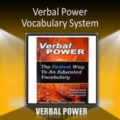 Verbally Powered Vocabulary System