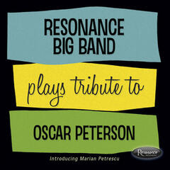 plays tribute to Oscar Peterson