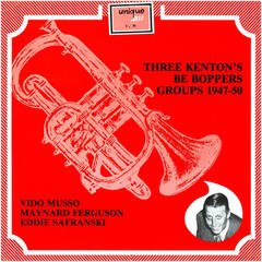 Stan Kenton Be Boppers