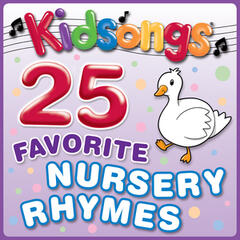 25 Favorite Nursery Rhymes