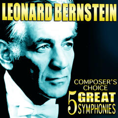 Composer's Choice - 5 Great Symphonies