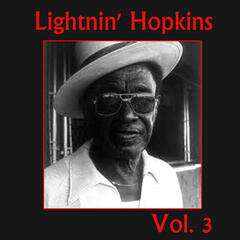 Lightnin' Hopkins, Vol. 3