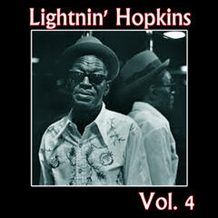 Lightnin' Hopkins, Vol. 4