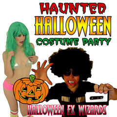 Haunted Halloween Costume Party