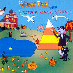 HALLOWEEN TREATS with Victor R. Vampire & Friends