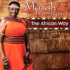 Marah Worships…The African Way