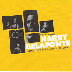 Harry Belafonte -The Complete Belafonte At Carnegie Hall Concert 1959-1960