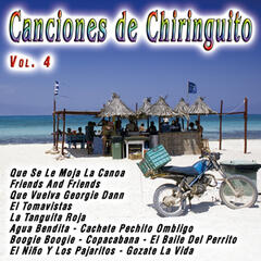 Canciones De Chiringuito  Vol. 4