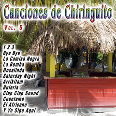 Canciones De Chiringuito  Vol. 5