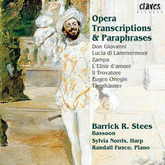 Opera Transcriptions & Paraphrases for Bassoon, Harp & Piano