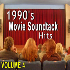 1990's Movie Soundtrack Hits, Vol. 4 EP