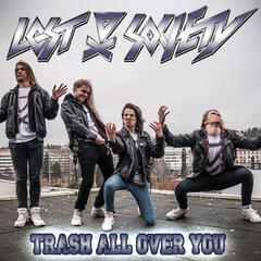 Trash All Over You