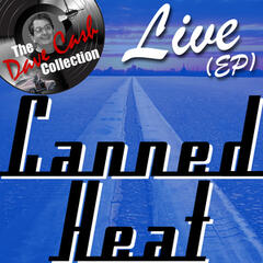 Canned Heat Live (EP) - [The Dave Cash Collection]