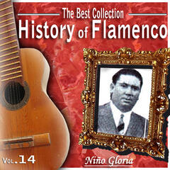The Best Collection. History Of flamenco. Vol 14: Niño Gloria