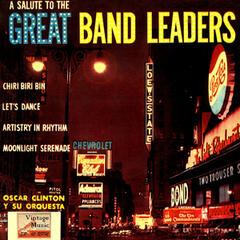 Vintage Dance Orchestras No. 242 - EP: Great Band Leaders