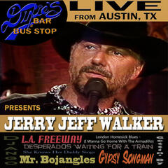 Jerry Jeff Walker Live at Dixie's Bar & Bus Stop
