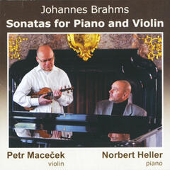 Johannes Brahms - Sonatas for Piano and Violin