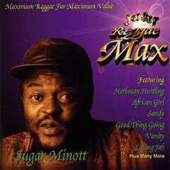 Jet Star Reggae Max Presents: Sugar Minott