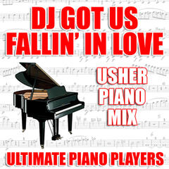 DJ Got Us Fallin' In Love (Usher Piano Mix)