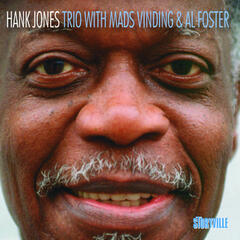 Hank Jones Trio with Mads Vinding & Al Foster