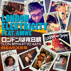 [LON 8PM <-> TYO 4AM] (London Wa Yoru Hachiji) REMIXES