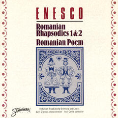 Romanian Rhapsodies 1 & 2, Romanian Poem
