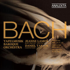 J.S. Bach: Cantatas BWV 70 & 154; Concerto BWV 1060; Orchestral Suite No. 2