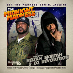 The Midnight Madness Remix EP