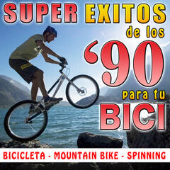 Super Éxitos de los 90's para Tú Bici. Bicicleta, Mountain-Bike, Spinning
