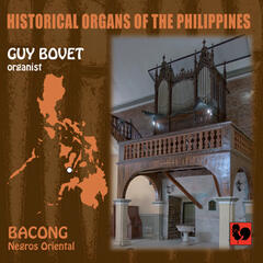 Historical Organs of the Philippines, Vol. 2: Bacong (Negros Oriental)