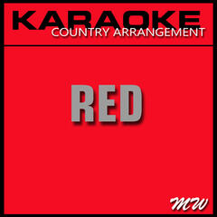 Red (Karaoke Instrumental Track) [In the Style of Taylor Swift]