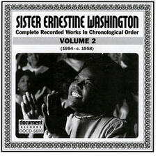 Sister Ernestine Washington Vol. 2 (1954-c.1958)